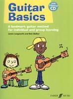 GUITAR BASICS Longworth & Walker + Enhanced CD*
