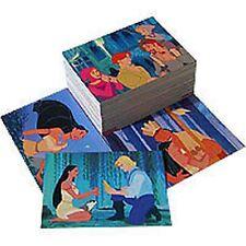 Pocahontas Disney - 90 card Base Set / Basic Set BY SKYBOX