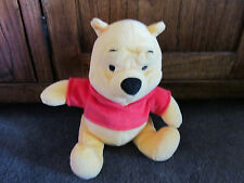 POOH BEAR...cute Fisher Price soft toy..Winnie the Pooh,,,