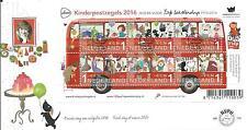 Nederland - FDC 742 Kinderzegels