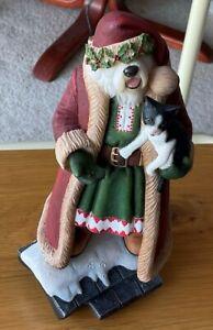 Robert Harrop Doggie People OES Night Before Christmas