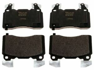 For 2014 Chevrolet SS Brake Pad Set Front Raybestos 54943GR
