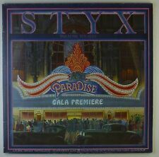 "12"" LP-Styx-Paradise Theatre-a2432-Slavati & cleaned"