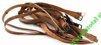 Cinturón de cuero,EJERCITO HUNGRIA 2,5 cm ancho,MILITAR 110CM. USADO 622521 MF