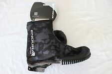 New Endura MT500 MTB Winter Cycling Shoe Cover Overshoe Waterproof Small 37-39.5