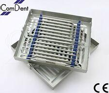 Professionale Impianto Periotomi Estrazione Kit Sinus Lift Elevatori Set Di 15