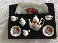 Nib M.J. Humml Miniature Tea Set Made In Germany