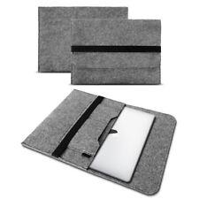 Tasche für Apple Macbook Air 13,3 Zoll Filz Sleeve Hülle Case Laptop Grau Cover
