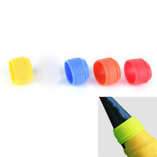 2pcs Tennis Racket Handle Silicone Ring tenis Racquet Overgrip Use WrapVe