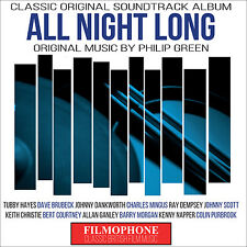 All Night Long : Jazz Soundtrack : Tubby Hayes, Johnny Dankworth,  Dave Brubeck