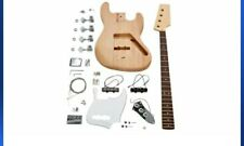 More details for build your own bass guitar kit package