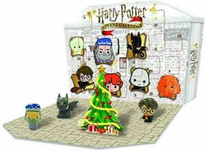 OOSHIES HARRY POTTER ADVENT CALENDAR CHRISTMAS 24 X CHARMS INCLUDING EXCLUSIVE'S
