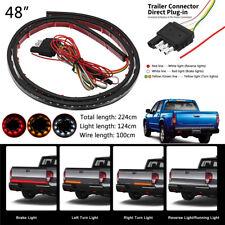 48 inch  LED  Rear Tailgate Brake Light Bar waterproof led strip tape Truck Jeep