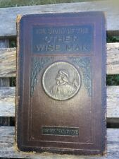 The Story Of The Other Wise Man Hard Cover Book Henry Van Dyke 1895 Harper 1st