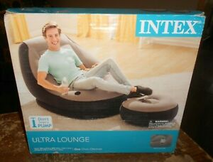 2019 intex 68564EP inflatable ultra lounge in the box new