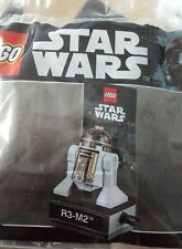 Lego Star Wars 40268 R3-M2 Astromech Droid polybag NEUF et non ouvert