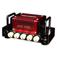 Samson Hotone Heart Attack 5w mini guitar head amp Mesa dual rectifier tone NEW