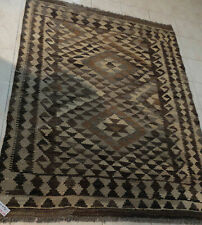Kilim Handwoven Antique Carpet Design