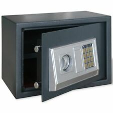 Elektronische digitale kluis met schap 35 x 25 x 25 cm elektronisch digitaal