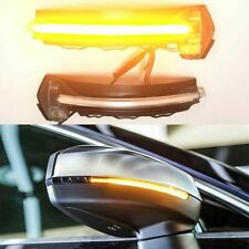 Dynamic Turn Signal Light Side Mirror Indicator For AUDI A3 S3 RS3 8V 2013-2019