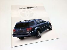 2007 Toyota Sequoia Limited Brochure