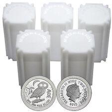 2017 Niue Silver Owl of Athena Stackables 1oz .999 Silver Coin 100pc