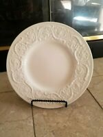 "Wedgwood Patrician Ivory 8.5"" Salad Plate"