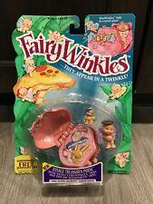 Kenner 1993 Fairywinkles Winkle Treasure Purse Factory Sealed