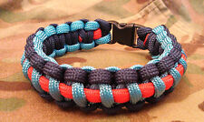 BLESMA:British Limbless Ex-Service Men's Association Inspired Handmade Bracelet