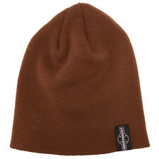 INDEPENDENT - OGBC Label Beanie BROWN Skull Cap (NEW) - OSFA - Skate Headwear