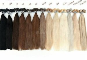 EXTENSIONS KERATINE A CHAUD 25-30CM 0,8G