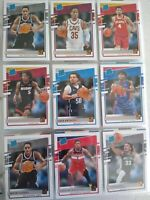 2021 NBA Hoops And Donruss Rookie Lot (209 Cards) Toppin, Anthony,Bey,Williams