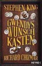 Gwendys Wunschkasten ► Stephen King (2017, Gebundene Ausgabe) ►►►UNGELESEN