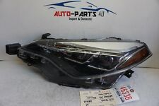 2017-2018 TOYOTA COROLLA LEFT DUAL BEAM FULL LED HEADLIGHT OEM UC46336 17 18