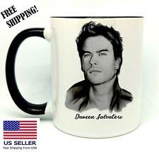 Damon Salvatore,The Vampire Diaries, 11oz Mug - Coffee / Tea - Gift