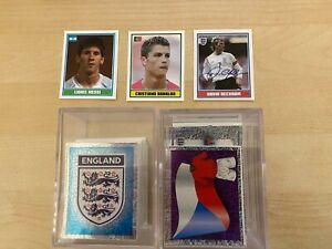 Merlin England 2006 Complete Loose Set (incl. Ronaldo & Messi Rookie)