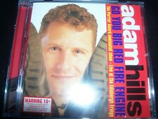 Adam Hills – Go You Big Red Fire Engine (Australia) CD – Like New