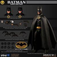 Mezco One:12 Batman 1989 Edition Exclusive Michael Keaton Pre Sale