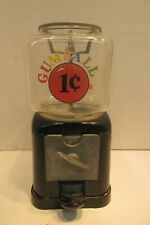 Olde Tyme Reproductions Inc. 1 cent Gumball Machine One Cent Dispenser Machine