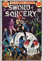 Sword of Sorcery #2 ORIGINAL Vintage 1973 DC Comics