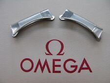 Nos Omega Acero Inoxidable 630 piezas de los extremos/enlaces X 2-parte no. 026ST630
