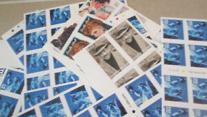 US Discount Postage 200x 34c self stick stamps MNH Face $68.00