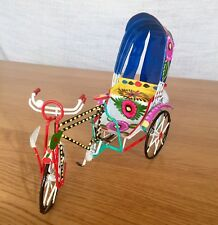 Souvenir in gift/ Rickshaw/Tricycle (Asian) in collectable/Home decoration