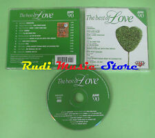 CD BEST LOVE ANNI 90 compilation PROMO AVENTURA EUROPE TOTO ANNA OXA (C29)