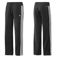 Adidas Ess 3 Bandes Femmes Pantalon de Jogging D'Entraînement 2XL = 50/52 Neuf