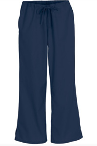 Cherokee Workwear TALL Womens Nurse Scrub Pants Style 4101T ~XXS - 3X~ Free Ship