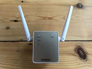Netgear WiFi Range Extender 1200Mbps AC1200 Dual Band EX6120