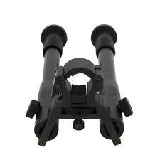 "Hot Abrazadera-En bípode para la Caza Airsoft Rifle Pistola 8"" Acero -10"" Stand de bajo perfil"