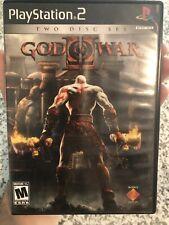 God Of War 2 PS2 Playstation 2 Game Complete