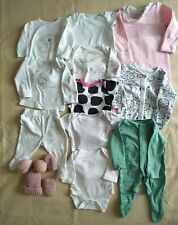 Newborn, Up to 1 month Baby Girls Clothes. Great Condition